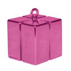 Magenta Rózsaszín Ajándékdoboz Léggömbsúly - 110 gramm