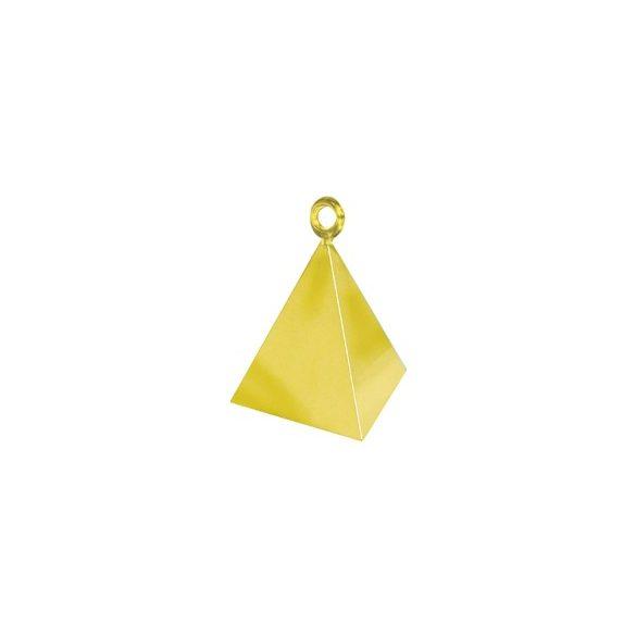 Arany Piramis Léggömbsúly