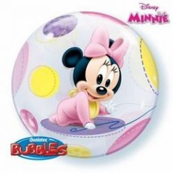 22 inch Disney baby Minnie bubbles lufi