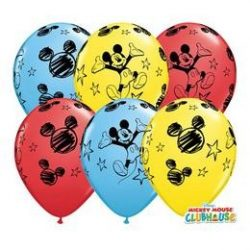 11 inch-es Disney Junior Mickey Mouse Special Assortment Lufi