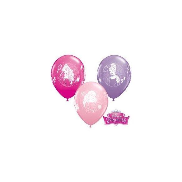 11 inch-es Hercegnő - Disney Princess Cameos Special Assortment Lufi (6 db/csomag)
