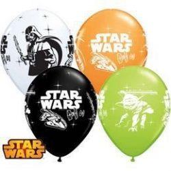 11 inch-es Star Wars - Darth Vader & Yoda Special Assortment Lufi (6 db/csomag)