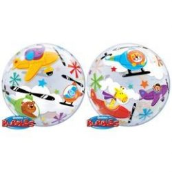 22 inch-es Flying Circus Bubbles Lufi