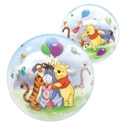 22 inch Disney Bubbles Winnie The Pooh