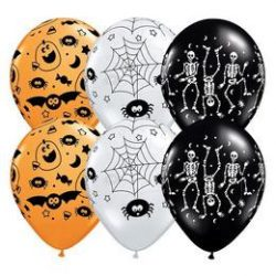 11 inch-es Spooky Assortment Halloween Lufi
