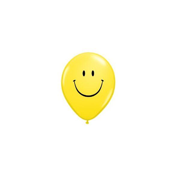 11 inch-es Smile Face Yellow Lufi