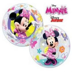 22 inch-es Disney Minnie Mouse bubble lufi