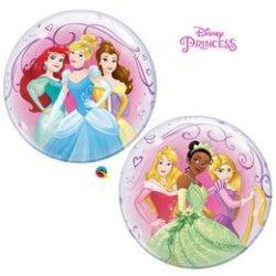 22 inch-es Disney Princess bubble lufi