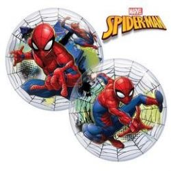 22 inch-es Marvel's Bubbles Ultimate Spiderman - Pókember Lufi