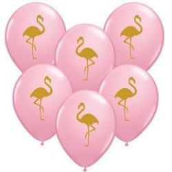 11 inch-es Flamingo Pink Lufi