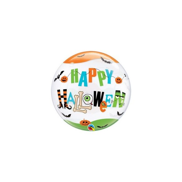 Halloween Ikonok Héliumos Buborék Lufi, 56 cm