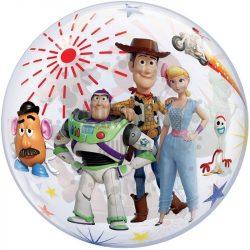 Toy Story 4 Buborék Héliumos Lufi, 56 cm