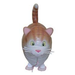 Sétáló macska lufi