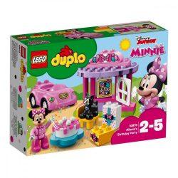 LEGO Duplo 10873 - Minnie születésnapi zsúr