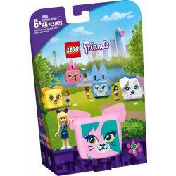 LEGO Friends 41665 Stephanie cicás dobozkája