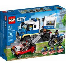 LEGO City Police 60276 Rendõrségi rabszállító