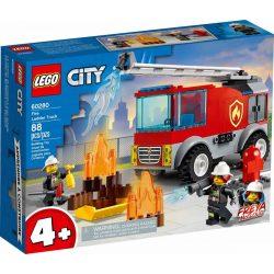 LEGO City Fire 60280 Létrás tûzoltóautó