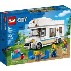 LEGO City Great Vehicles 60283 Lakóautó nyaraláshoz
