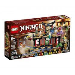LEGO® Ninjago 71735 Az elemek bajnoksága