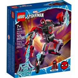LEGO Super Heroes 76171 Miles Morales páncélozott robotja
