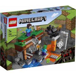 """LEGO Minecraft 21166 Az """"elhagyatott"""" bánya"""