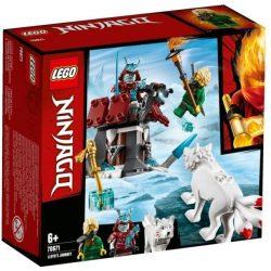 Lego Ninjago - Lloyd utazása 70671