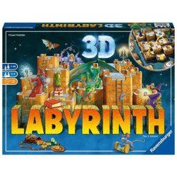 Társasjáték - Labirintus 3D