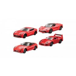 Bburago 1/64 versenyautó Ferrari