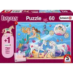 Bayala Varázslatos sellők 60 db-os puzzle + Femaya pillangócsikója