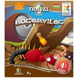 Magnetic travel Bogárvilág Smart Games